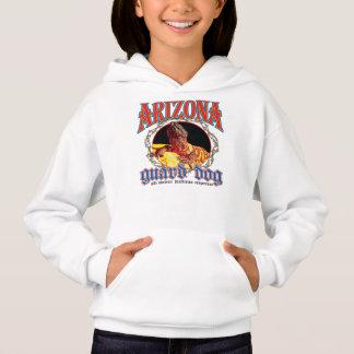 Arizona-Gila-Krustenechse Hoodie