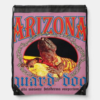 Arizona-Gila-Krustenechse Sportbeutel