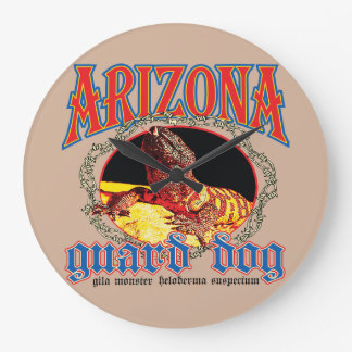 Arizona-Gila-Krustenechse Uhr