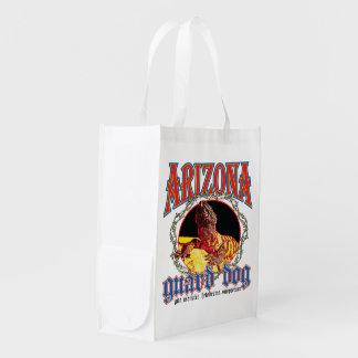 Arizona-Gila-Krustenechse Wiederverwendbare Einkaufstaschen