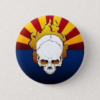 Arizona… ist es eine trockene Hitze Runder Button 5,1 Cm