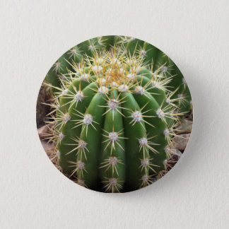 Arizona-Kaktus Runder Button 5,7 Cm