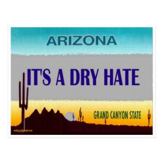 Arizona… Postkarte