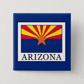 Arizona Quadratischer Button 5,1 Cm