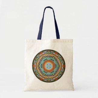 Arizona-Staatmandala-Taschen-Tasche Tragetasche