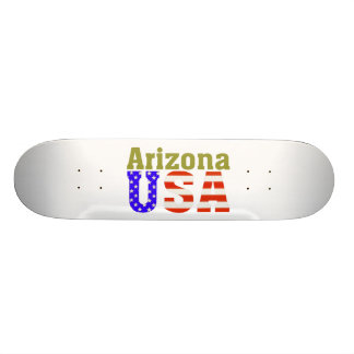 Arizona USA! Skateboard Skateboarddecks