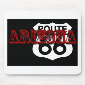 Arizona-Weg 66 fertigen es besonders an! Mousepad