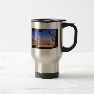 Arizona-Wüste Reisebecher