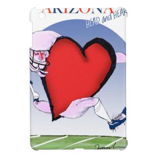 Arizonahauptherz, tony fernandes iPad mini hülle