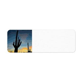 Arizonasaguaro-Kaktus-südwestlicher