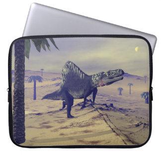 Arizonasaurus Dinosaurier - 3D übertragen Laptop Sleeve