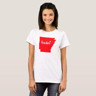Arkansas-Lehrer-T-Shirt T-Shirt