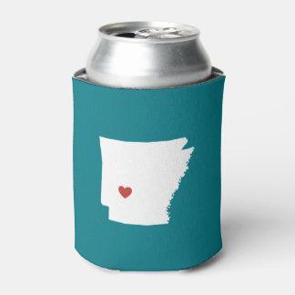 Arkansas-Liebe kann cooler Dosenkühler