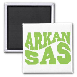 Arkansas Quadratischer Magnet