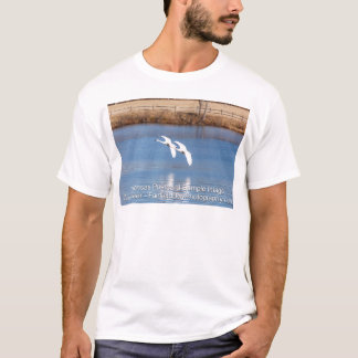 Arkansas-Trompeters-Schwäne T-Shirt