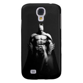 Arkham Stadt| Batman-breite Schwarzweiss-Pose Galaxy S4 Hülle