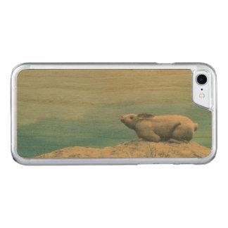 Arktische Hasen, Lepus arktisch oder polares Carved iPhone 8/7 Hülle