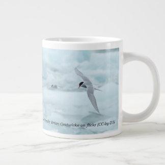 Arktische Seeschwalben 20 Unze. Tasse durch