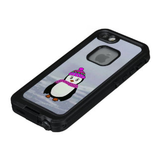 Arktischer Pinguin LifeProof FRÄ' iPhone SE/5/5s Hülle