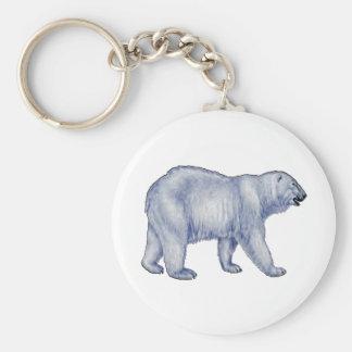 Arktischer Überlebender Schlüsselanhänger