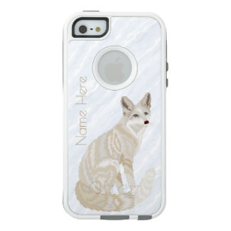Arktisches Fox Retro schickes iphoneSE addieren OtterBox iPhone 5/5s/SE Hülle