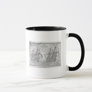 Arktisches Phenomena Tasse