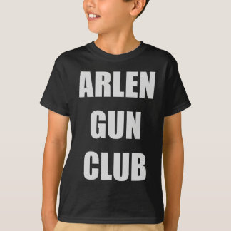 Arlen Gewehr-Verein T-Shirt