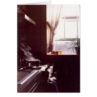 Arlington-Küche 1987 Karte