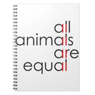 arll_animals1zaz.ai spiral notizblock