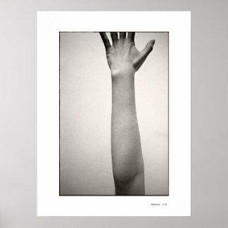 ARM Plakat - zeitgenössische Fotografie