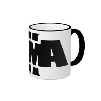 Arma 3 Logo-schwarze Tasse