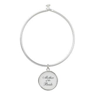 Armband-Armband mit Mutter des Braut-Charmes Armreif