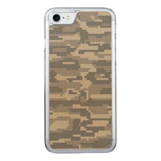 Armee-Art-Digital-Tarnung Carved iPhone 8/7 Hülle