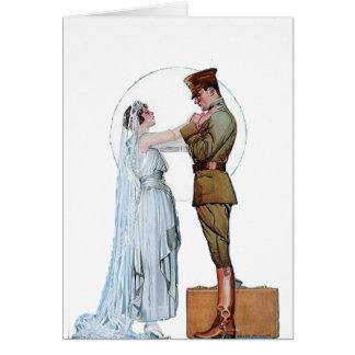Armee-Braut Karte