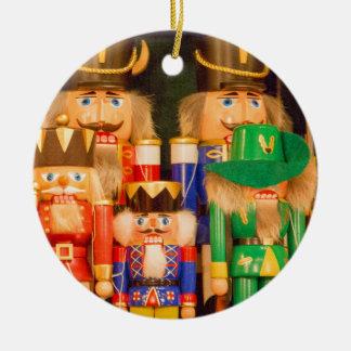 Armee der Weihnachtsnussknacker Keramik Ornament