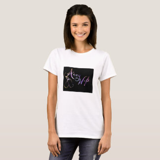 Armee-Ehefrau-Shirt T-Shirt