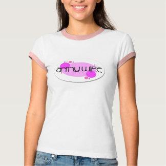 Armee-Ehefrau T-Shirt