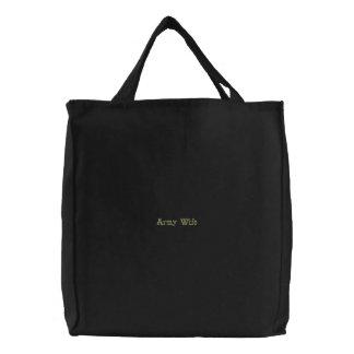 Armee-Ehefrau-Taschen-Tasche