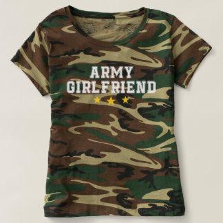 Armee-Freundin T-shirt