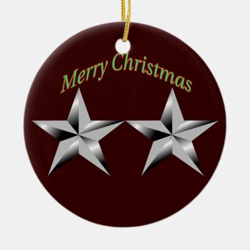 Armee-Generalmajor-Weihnachtsverzierung Weihnachtsbaum Ornamente
