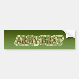 Armee-Gör Autoaufkleber