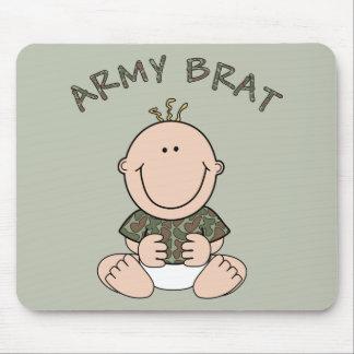Armee-Gör (Junge) Mousepad