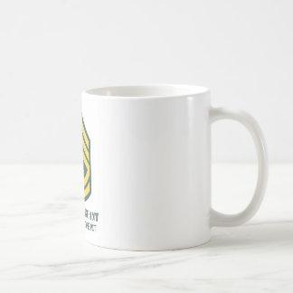 Armee-Grill-Sergeant Kaffeetasse