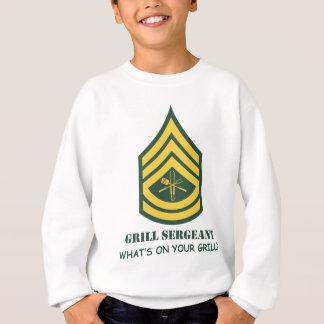 Armee-Grill-Sergeant Sweatshirt
