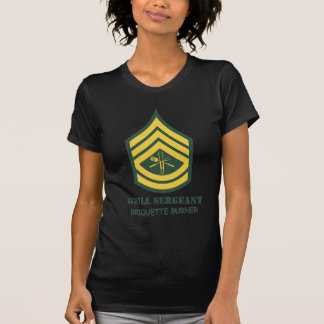 Armee-Grill-Sergeant T-Shirt