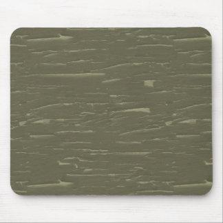 Armee-Grün-Barken-Camouflage Mauspad