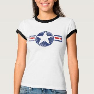 Armee-Luft-Korps Vintag T-Shirt