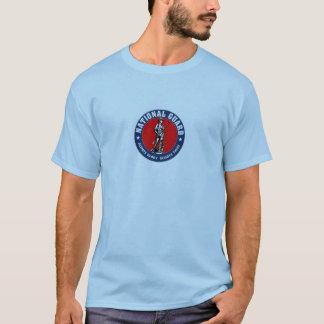 Armee-Nationalgarde-Militär-Logo T-Shirt