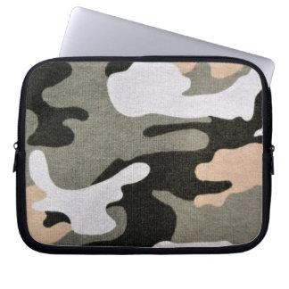 Armee - Tarnung Laptopschutzhülle