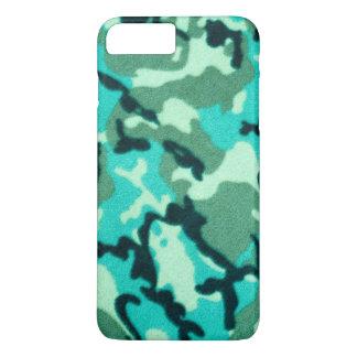 Armee-Tarnungs-Muster iPhone 8 Plus/7 Plus Hülle